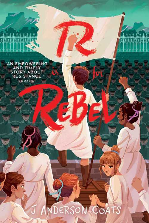R Is For Rebel book