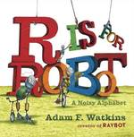 R Is for Robot book