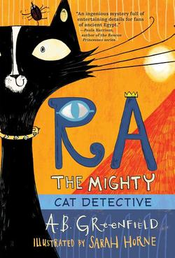 RA the Mighty: Cat Detective book