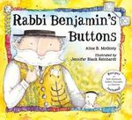Rabbi Benjamin's Buttons book