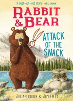 Rabbit & Bear: Attack of the Snack, Volume 3 book
