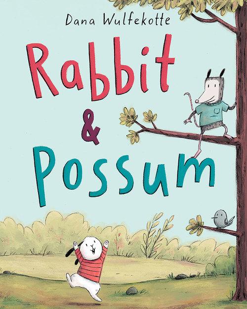 Rabbit & Possum book