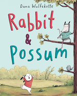 Rabbit & Possum book