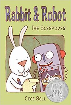 Rabbit and Robot: The Sleepover book