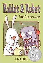 Rabbit and Robot: The Sleepover book