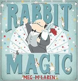 Rabbit Magic book