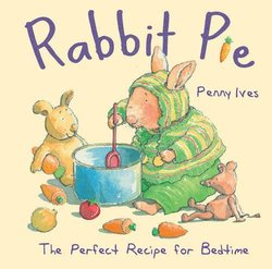 Rabbit Pie book