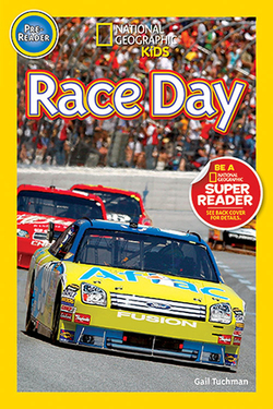 Race Day! book
