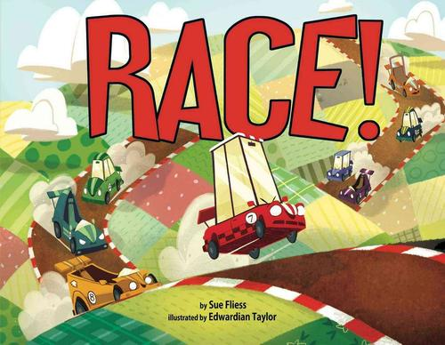 Race! book