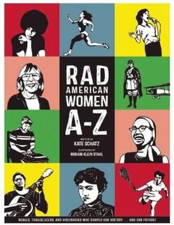 Rad American Women A-Z book