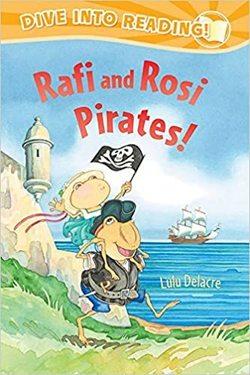 Rafi and Rosi Pirates! book