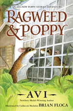 Ragweed and Poppy book