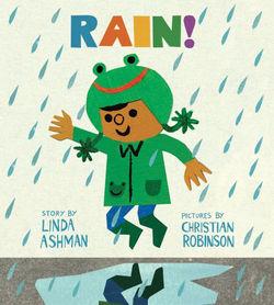 Rain! book