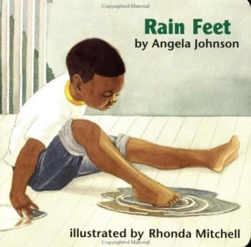 Rain Feet book