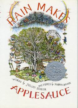 Rain Makes Applesauce book