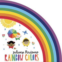 Rainbow Colors book