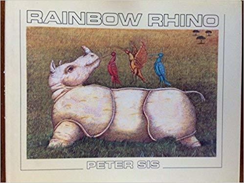 Rainbow Rhino book