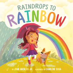 Raindrops to Rainbow book