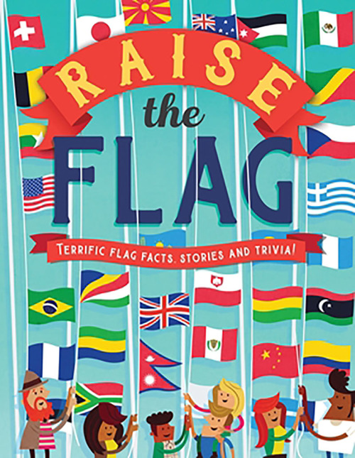 Raise the Flag book