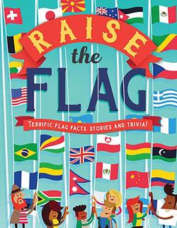 Raise the Flag book