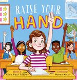 Raise Your Hand book