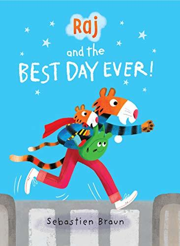 Raj and the Best Day Ever book
