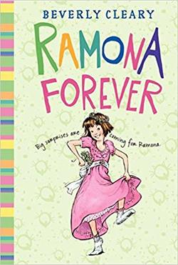 Ramona Forever book