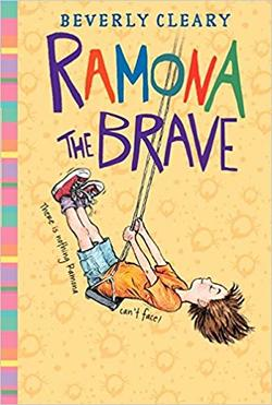 Ramona the Brave book