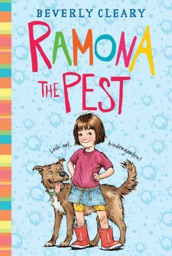Ramona the Pest book