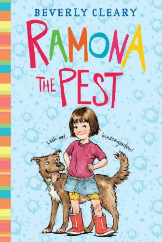 Ramona the Pest book