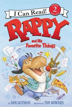 Rappy and His Favorite Things book