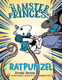 Ratpunzel book