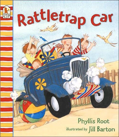 Rattletrap Car book