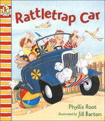 Rattletrap Car book