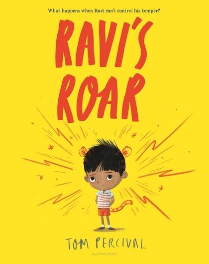 Ravi's Roar Book