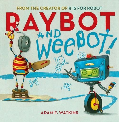 Raybot and Weebot book
