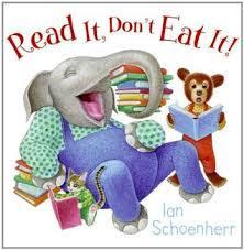 Read It, Don't Eat It! book