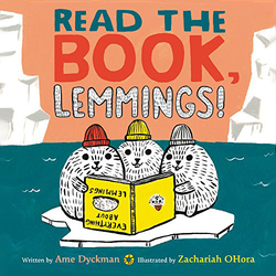 Read the Book, Lemmings! book