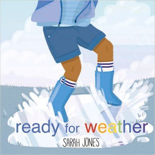 Ready for Weather book
