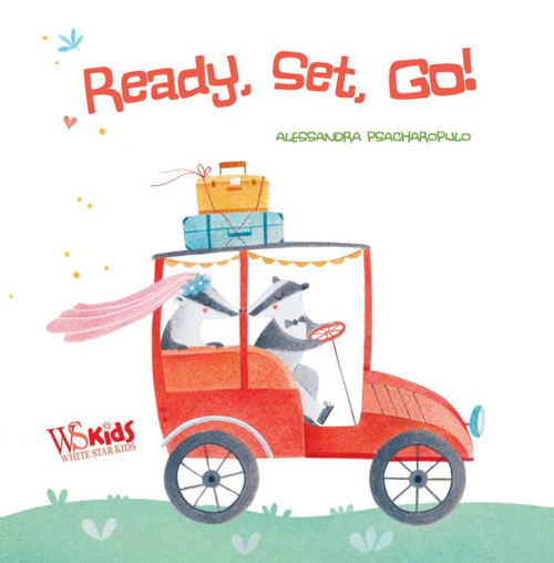 Ready, Set, Go! Book