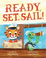 Ready, Set, Sail! book
