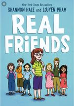 Real Friends book
