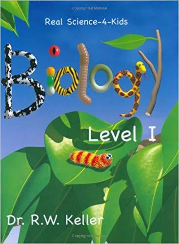 Real Science-4-Kids Biology Level I book