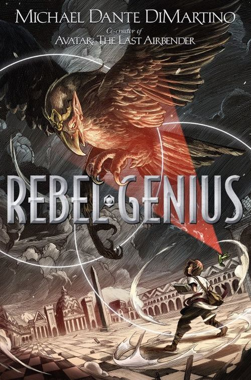 Rebel Genius book