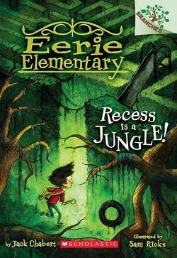 Recess Is a Jungle! book