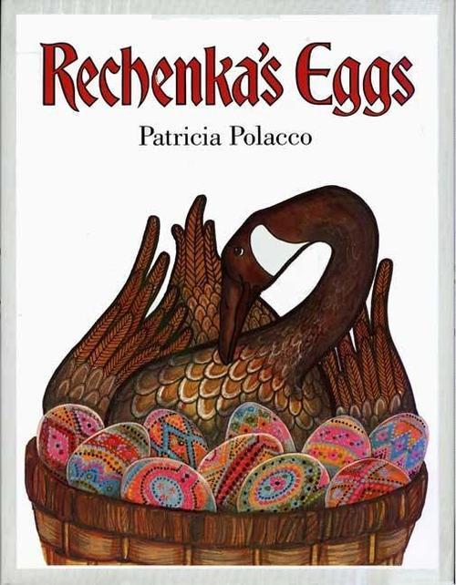 Rechenka's Eggs book