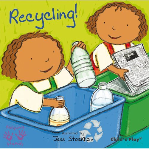 Recycling! book