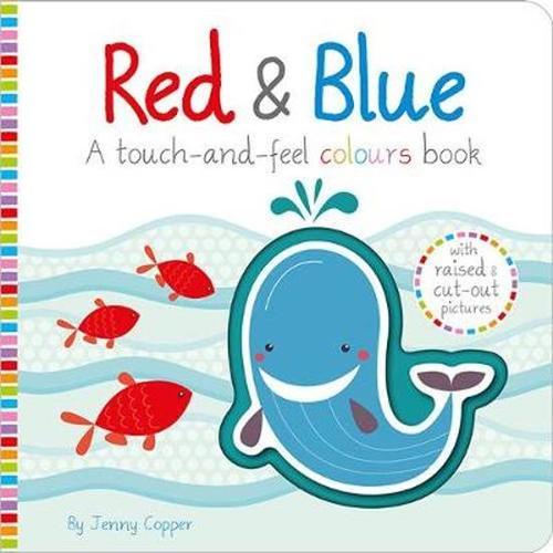 Red & Blue book