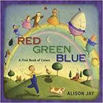 Red Green Blue book