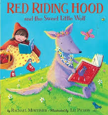 Red Riding Hood and the Sweet Little Wolf book